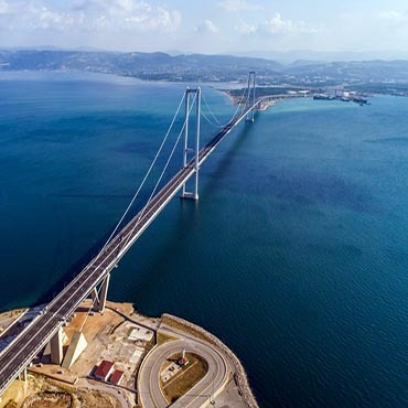 GEBZE-IZMİR (İNC. IZMİT GULF BRİDGE PASSAGE) HİGHWAY BOT PROJECT