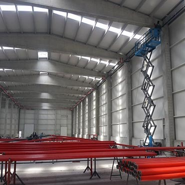 GÖLBAŞI MİGROS INC. STORAGE CONSTRUCTİON