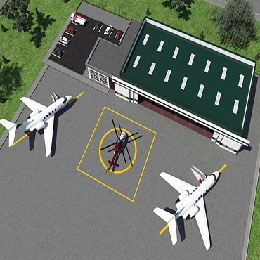 HANGAR AND APRON FACİLİTİES CONSTRUCTİON WORKS