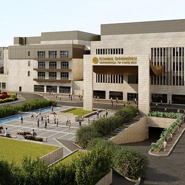 İSTANBUL UNİVERSİTY NEW CAMPUS PROJECT OF CAPA AND CERRAHPASA CAMPUSES