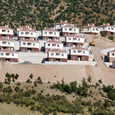 LODGİNG BUİLDİNGS AND SOCİAL FACİLİTİES OF SULPHİDE EXPANSİON OF GARBAGES PROJECT