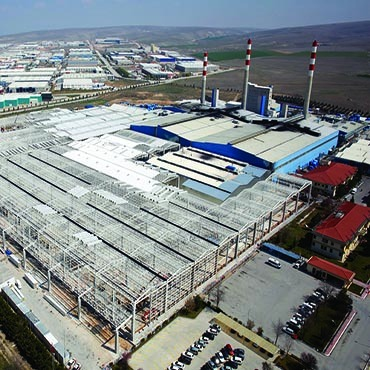 PAŞABAHÇE STOREHOUSE FACILITY CONSTRUCTION