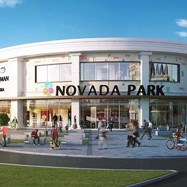 SANLIURFA NOVADAPARK SHOPPİNG CENTER PROJECT