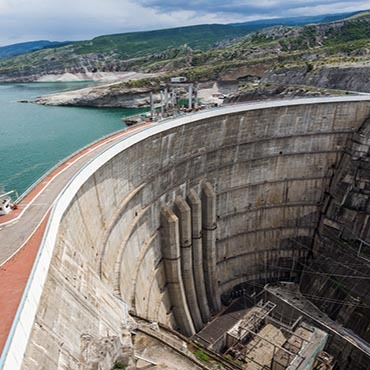 SHUAKHEVİ HYDROPOWER PROJECT
