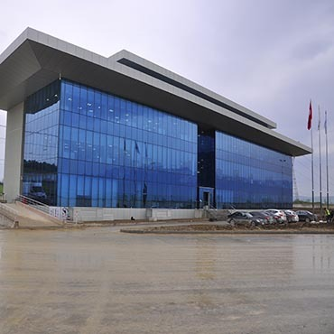 STAİNLESS STEEL FACTORY HEAD OFFİCE BUİLDİNG AND AUXİLİARY FACİLİTİES CONSTRUCTİON